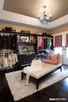 Bộ sưu tập: Thiết kế phòng thay đồ đẹp