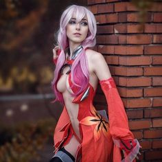 Guilty Crown cosplay