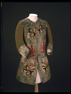 Sleeved waistcoat, E