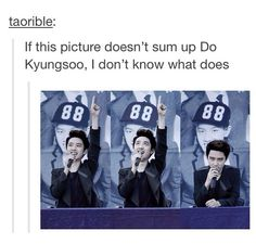 Squishy, SUPER SQUISHY, creeper. Kyungsoo everyone.