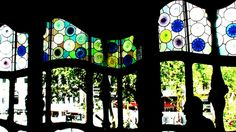 Gaudi's Stained Glass by theseattleite723