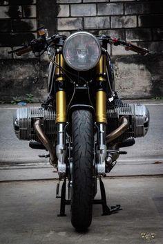 BMW R1100R CR - RocketGarage - Cafe Racer Magazine