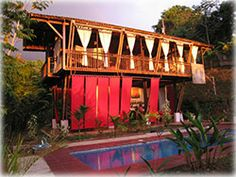 Costa Rica beach home for sale, oceanview home for sale, house for sale in south pacific