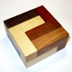 4ugallery Butcher Block Cutting Board, Puzzles, Diy, Games, Timber Wood, Puzzle, Bricolage, Do It Yourself, Homemade