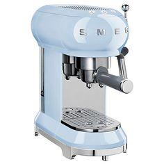 Buy Smeg ECF01 Coffee Machine Online at johnlewis.com