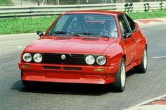 ALFASUD SPRINT 6C Prototipo AUTODELTA <1982>
