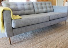 I've scoured the web for the best IKEA hacks for families---check 'em out. (tuft an IKEA couch to make it look pricier)