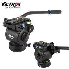 69.26$  Watch now - Viltrox VT-01 Aluminum Video Camera Fluid Hydraulic Panoramic Tripod Head for DSLR Camera Slider Monopod Shooting Video Film  #buyininternet