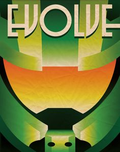 11 x 14 Evolve propaganda poster. Evolve your home decor to include this art deco inspired Halo poster Halo Poster, Poster On, Video Game Decor, Video Games, Art Projects For Adults, Diy Projects, Propaganda Art, Video Game Posters, Easy Shape