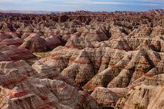 24.) Badlands National Park (South Dakota)