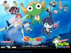 The 2nd Sgt. Frog movie: Deep Sea Princess