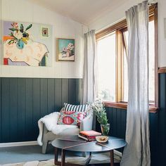 A Remote Cottage in Australia Teeming with Artwork | Design*Sponge
