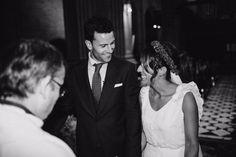 La boda de Pilar y Sergio Fotografía: Sara Lobla
