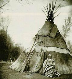 Cherokee Teepee