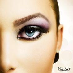 Nail Or #makeup #eyes