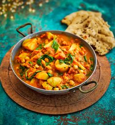 Try one of our 34 vegetarian curry recipes. We've created lots of quick + easy vegetable curry recipes – aubergine, paneer and daals, we love veggie curries Healthy Curry Recipe, Curry Recipes, Veggie Recipes, Indian Food Recipes, Dinner Recipes, Cooking Recipes, Healthy Recipes, African Recipes, Turkish Recipes