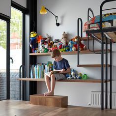 Interior design for children's bedroom: 10 ideas to inspire you