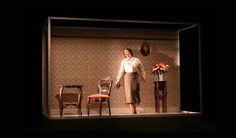 Phaedra. Royal Conservatoire of Scotland. Scenic design by Cordelia Chisholm. 2009