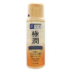 ROHTO Hada Labo Gokujyun Premium Hyaluronic Acid Moisturizing Skin Lotion 170ml #ROHTO