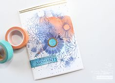 Jowilna's Advanced Class is a journey of getting inspired. Inspiration is everywhere & when it is handed on a platter then why not learn and grow from it. Pantone Colours, Atc, Platter, Card Making, Journey, In This Moment, Journalling, Inspired, Learning