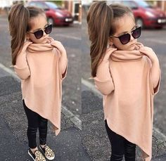 New Ideas For Fashion Kids Vogue Little Girl Outfits, Little Girl Fashion, Toddler Outfits, Little Girl Style, Baby Girl Fall Outfits, Kids Outfits Girls, Cute Outfits For Kids, Emo Outfits, Kids Girls