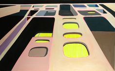 "Saatchi Online Artist Luciana Levinton; Painting, ""Banco"" #art"
