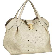 c3613a73c127 Louis Vuitton Mahina Leather Cirrus Mm M93078 Bcg Louis Vuitton Taschen