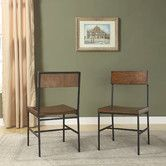 Found it at Wayfair - Otto Side Chair #208 set of 2