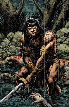 Conan - Darick Robertson