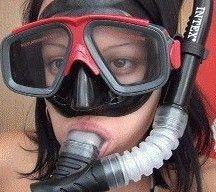 Snorkel Mask, Snorkelling, Sunglasses Women, Masks, Beautiful, Style, Places, Swag, Outfits