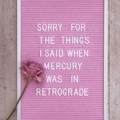 Mercury in retrograde can seem to mess up EVERYTHING. Here's our guide for how to survive the next Mercury retrograde. Astrology Chart, Astrology Signs, Astrology Compatibility, Astrology Zodiac, Numerology, Marie Claire, Pisces, Inspire Me, Horoscope