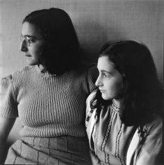 Margot and Anne Frank