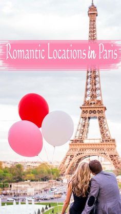 Visiting some of the most romantic places in Paris would surely be something worthwhile to do. Paris is the only city which would surely be able to give the true essence of romance. Paris Destination, Most Romantic Places, Travel Couple, Romance, Europe, City, Romance Film, Romances, Cities