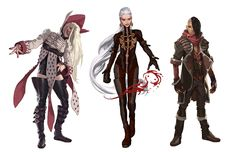 View an image titled 'Crimson Circle Characters Art' in our Legends of Runeterra art gallery featuring official character designs, concept art, and promo pictures. Game Character Design, Character Concept, Character Art, Concept Art, League Of Legends Universe, League Of Legends Characters, Fun To Be One, Fantasy Characters, Art Google