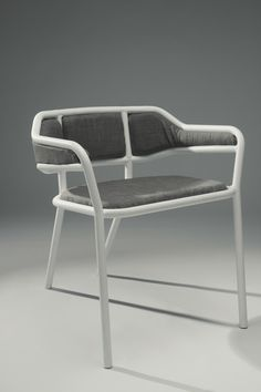 Tube Chair on Furniture Served