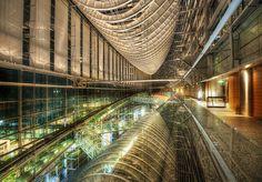 The Spaceship of Tokyo by Stuck in Customs, via Flickr
