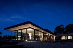 Evening View House Piermont Uniquely Built Sustainable House In Ballarat Australia By Rachcoff Vella Architecture