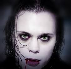 Ville Valo would make a Sexy Vampire The Rasmus, Ville Valo, Music Bands, Rock Bands, Halloween Face Makeup, Image, Beauty, Vampires, Singers