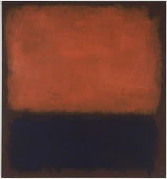 Mark Rothko - No. 14, 1960, 1960 oil on canvas