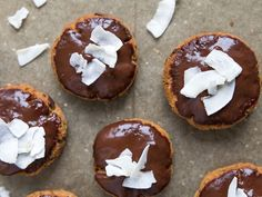 kokosanki Muffin, Paleo, Gluten, Breakfast, Desserts, Food, Morning Coffee, Tailgate Desserts, Deserts