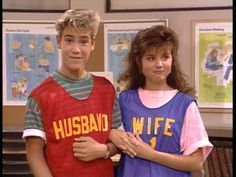 Kelly Kapowski and Zack Morris relationship