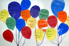 Fun Ways to Celebrate Student Birthdays in School