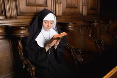 I recently learned that nuns take prayer requests online. I had expected that cloistered nuns who have cut themselves from the outside world would not maintain a website for purposes other than rec…