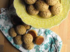 As receitas lá de casa: Biscoitos simples de canela e erva-doce