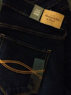 Abercrombie Jeans i really need this color of a&f jeans!! x.x.x.x.x