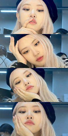 Rose Photos, Blackpink Photos, South Korean Girls, Korean Girl Groups, Baby Park, Rose Park, Jennie Lisa, My Little Baby, Love Rose