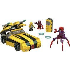 Transformers: Robots in Disguise Bumblebee Disc Demolisher Set