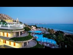 Crystal Sunrise Queen Luxury Resort & Spa Side Turkey