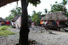 Raweai, Marakei Island, Kiribati