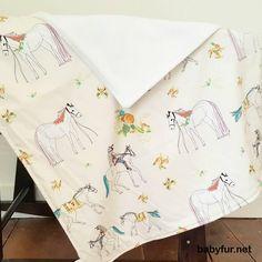 Floral Horse Baby Blanket// Girl Boho theme Blanket// Nursery Bedding// Horse Theme Bedding// Go Babe// Baby Bedding// Best of Maine - http://babyfur.net/floral-horse-baby-blanket-girl-boho-theme-blanket-nursery-bedding-horse-theme-bedding-go-babe-baby-bedding-best-of-maine.html
